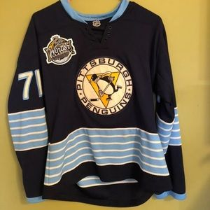 PITTSBURGH PENGUINS WINTER CLASSIC JERSEY MALKIN